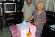 Đặt niềm tin vào lá phiếu