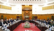Thủ tướng Nguyễn Xuân Phúc gặp Tổng thống Hoa Kỳ Obama