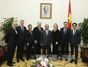 Thủ tướng tiếp đoàn Hội đồng kinh doanh Hoa Kỳ - ASEAN