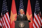 Ông Obama lẩy thơ Lý Thường Kiệt, cam kết về Biển Đông