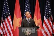 Bài phát biểu của ông Obama trong buổi nói chuyện tại Hà Nội