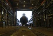 Nga sắp hạ thủy tàu ngầm lớp Kilo cuối cùng