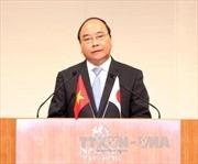 Thủ tướng dự Đối thoại chính sách kinh tế cấp cao Việt-Nhật