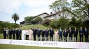 Thủ tướng phát biểu về Biển Đông tại Hội nghị G7 mở rộng