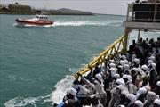 Hơn 700 người di cư có thể đã chết trên Địa Trung Hải