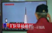 Triều Tiên phóng thử tên lửa tầm bắn 4.000 km thất bại
