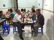 Sức hút ẩm thực Việt sau những chuyến thăm đặc biệt