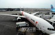 Hỏng động cơ, máy bay Trung Quốc hạ cánh khẩn