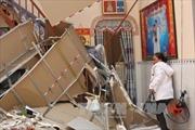 329 ngôi nhà sập và tốc mái do mưa lốc tại Yên Bái