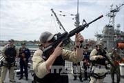 Mỹ, Philippines tập trận chung trên vịnh Subic
