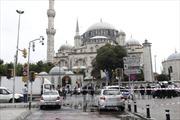 Thổ Nhĩ Kỳ bắt 4 nghi phạm sau vụ đánh bom Istanbul