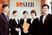 SHB được chỉ định phục vụ nhiều dự án quan trọng