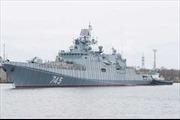 Nga trang bị tàu khu trục mới cho Hạm đội Biển Đen