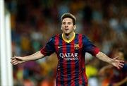 Messi quay trở lại tập luyện cùng đội tuyển Argentina
