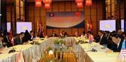 Quan chức cao cấp ASEAN - Trung Quốc họp về Biển Đông