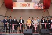Khai mạc lễ hội Việt Nam 2016 tại Nhật Bản