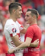 Shaqiri kiến tạo giúp Thụy Sĩ thắng trận đầu