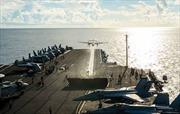 Mỹ bất ngờ điều động 6 cụm tàu chiến đấu sân bay