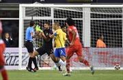 Thua oan, Brazil bị loại từ vòng bảng Copa America
