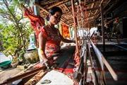 Đặc sắc thổ cẩm Khmer