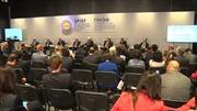 TTXVN tham dự hội nghị quan chức lãnh đạo các hãng thông tấn thế giới