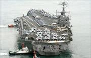 Hai tàu sân bay Mỹ hiện diện tại Biển Philippines