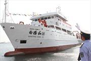 """Trung Quốc tung tàu khảo sát hải dương """"khủng"""""""