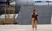 Một lính Nga hy sinh ở Syria ngăn tấn công khủng bố