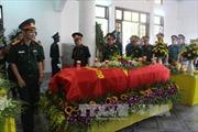 Lễ truy điệu Đại tá Trần Quang Khải