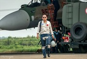 Đặc cách tuyển dụng viên chức vợ phi công Trần Quang Khải