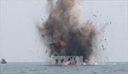 Indonesia sẽ đánh chìm tàu cá nước ngoài đánh bắt trái phép