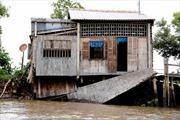 Đối mặt ngập lụt, sụt lún đất