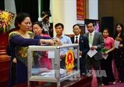 HĐND tỉnh Sơn La bầu các chức danh chủ chốt khóa XIV