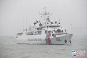 Mỹ phản đối Trung Quốc dùng tàu hải cảnh hỗ trợ tàu cá ở Biển Đông