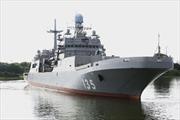 """Chiêm ngưỡng tàu đổ bộ """"khủng"""" Ivan Gren"""