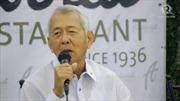 Ngoại trưởng Philippines lên tiếng về Biển Đông