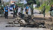 Liên tiếp đánh bom, phóng lựu đạn ở miền nam Thái Lan
