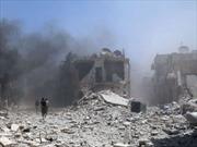 Bom nổ sát tiệm bánh ở Syria, 16 người thiệt mạng