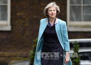 Bà Theresa May dẫn đầu cuộc đua vào vị trí Thủ tướng Anh