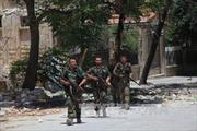 Quân đội Syria lệnh ngừng bắn 72 giờ trên toàn quốc
