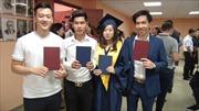 Ấn tượng ngày ra trường của sinh viên Việt tại Nga