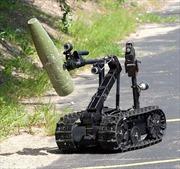 Mỹ tung robot diệt hung thủ bắn cảnh sát