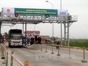 Trạm thu phí đường bộ không dừng đầu tiên hoạt động