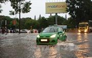 Hà Nội: Đề phòng ngập nặng khi tiếp tục mưa lớn