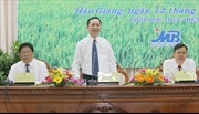 Giải pháp đầu tư tín dụng nông nghiệp tại Đồng bằng sông Cửu Long