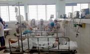 Nổ khí mê tan, 6 công nhân bị thương