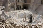 Liên quân không kích nhầm, 56 dân thường Syria thiệt mạng