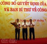 Đồng chí Nguyễn Văn Bình giữ chức Trưởng Ban Chỉ đạo Tây Bắc