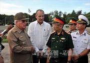 Đoàn đại biểu cấp cao Bộ Quốc phòng thăm chính thức Cuba