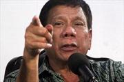 Ông Duterte giận dữ vì yêu cầu tự phụ của Trung Quốc